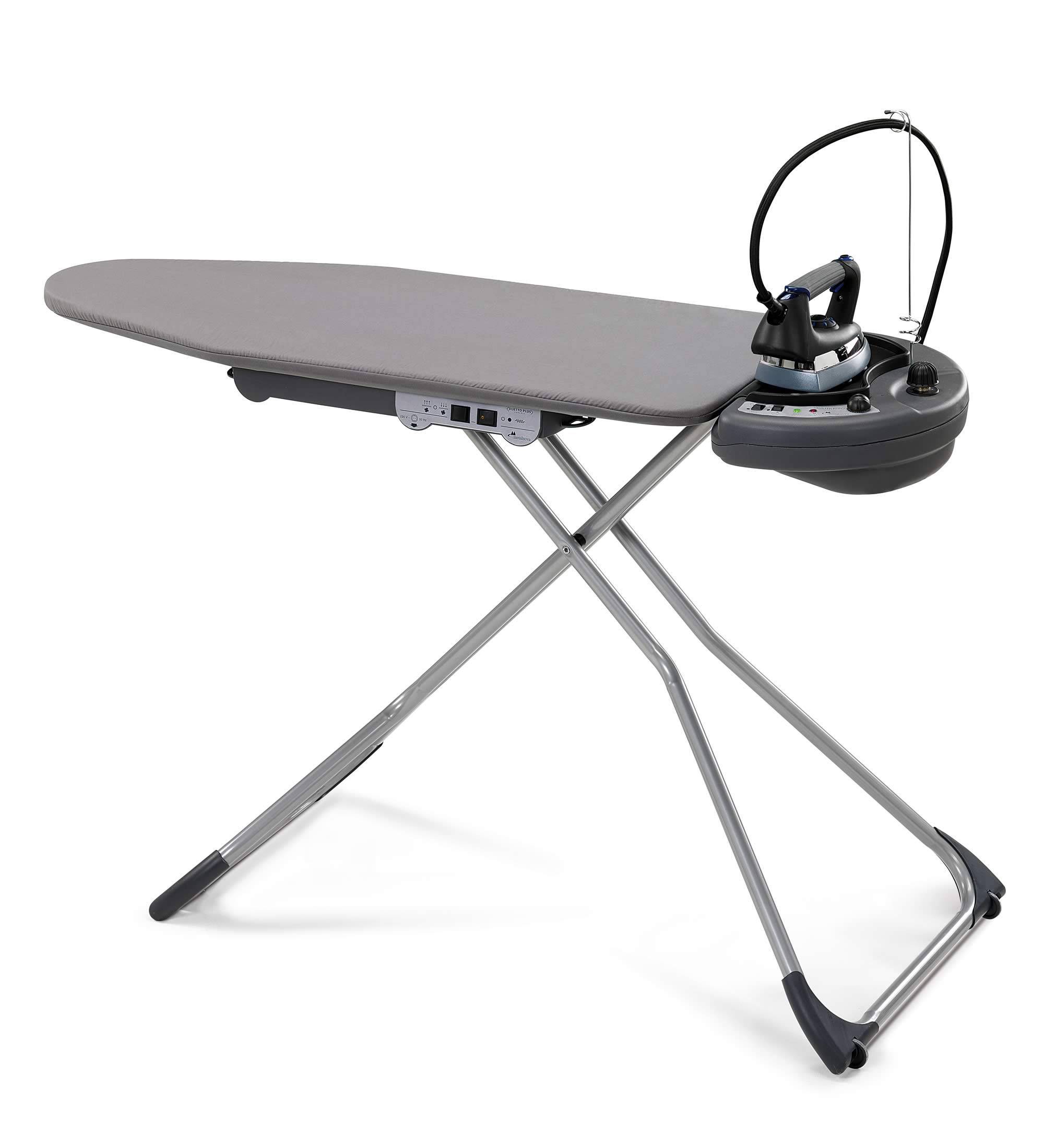 Duetto Plus Ceramic - integrated ironing board, heated top, suction ...
